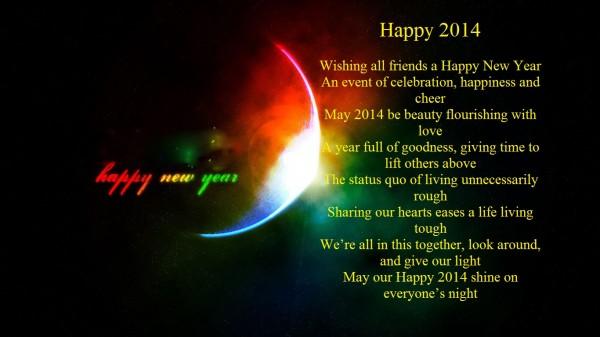 Happy 2014++