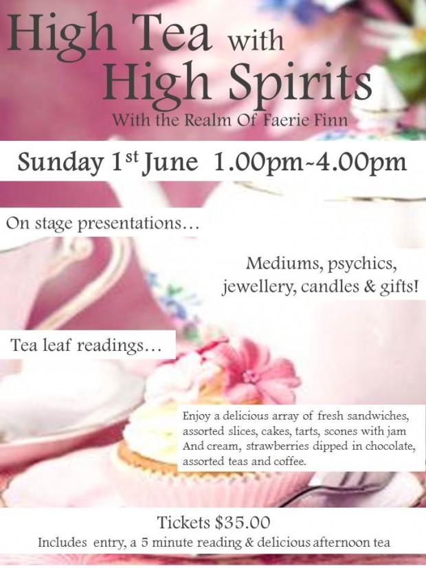 High Tea with High Spirits (1)